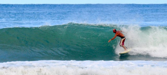 Thoughts on Surfing